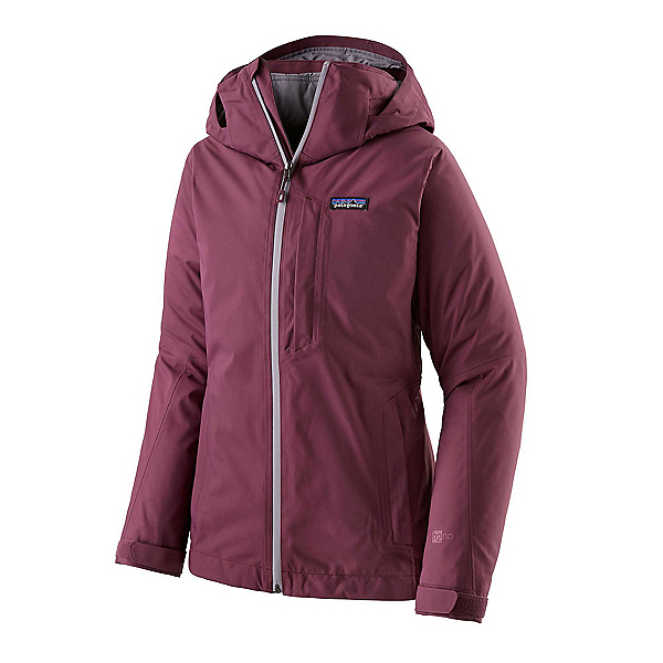 Patagonia 3-in-1 Snowbelle Womens Insulated Ski Jacket, Light Balsamic, 600