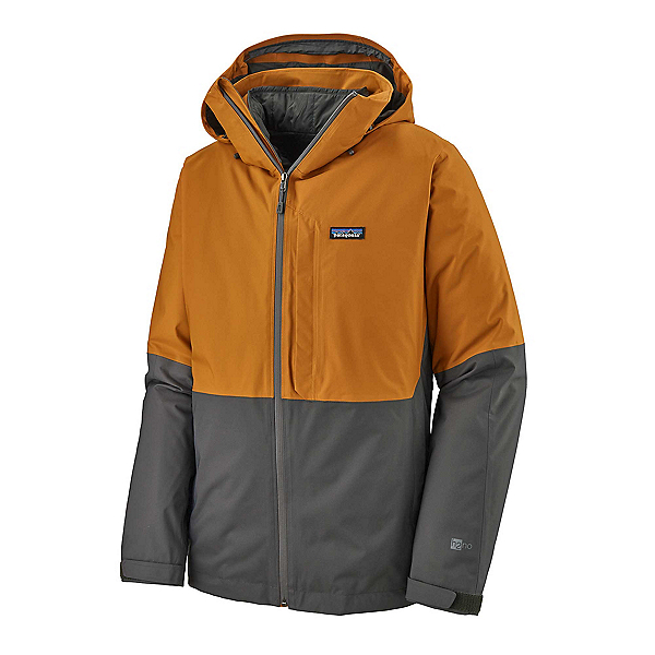 Patagonia 3-in-1 Snowshot Mens Insulated Ski Jacket, , 600
