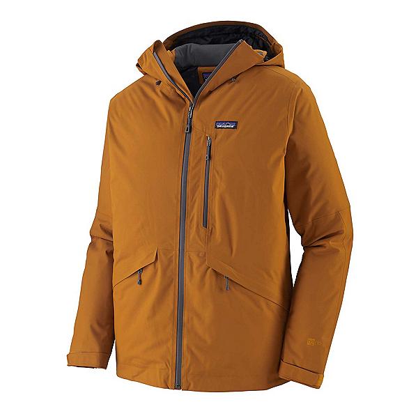 Patagonia Snowshot Mens Insulated Ski Jacket, Hammonds Gold, 600