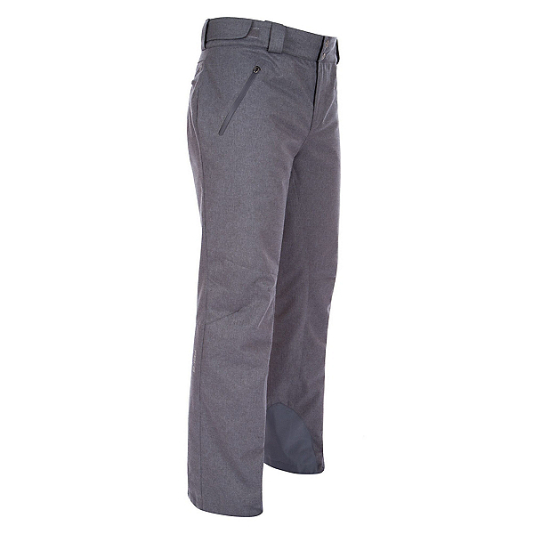 FERA Verbier Mens Ski Pants 2020, Charcoal Flannel, 600