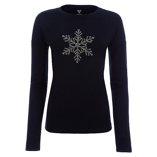 FERA Sparkle Womens T-Shirt, Black, 600