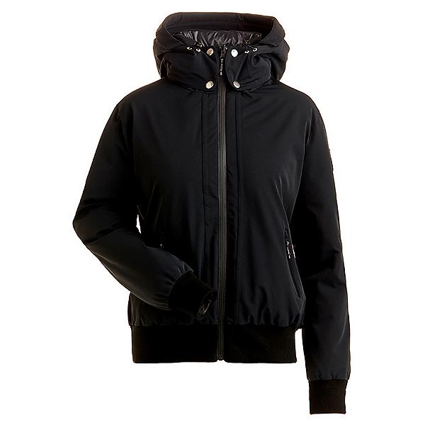 NILS Julie Reversible Bomber Womens Jacket, Black, 600