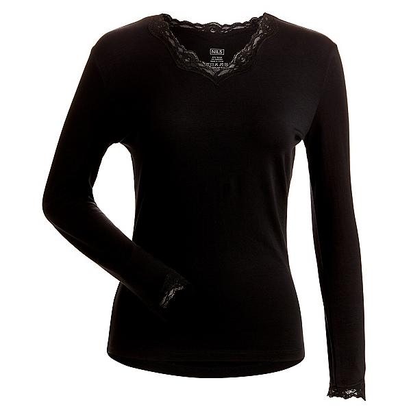 NILS Charlotte Womens Long Underwear Top, , 600