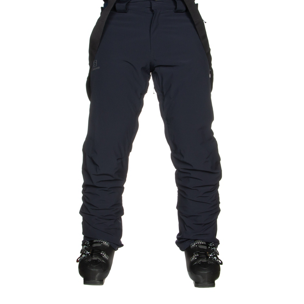 Salomon Stormseason Mens Ski Pants 2020