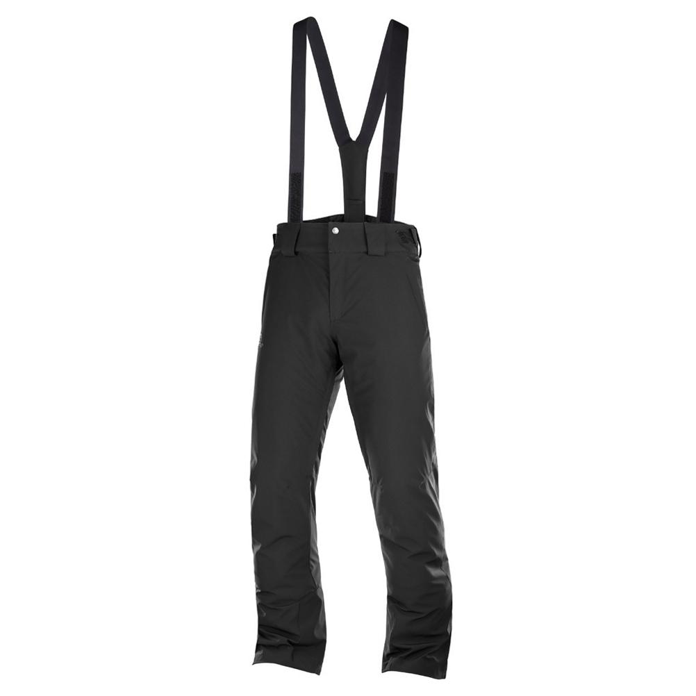 Salomon Stormseason - Short Mens Ski Pants 2020