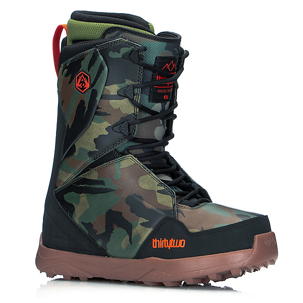 ThirtyTwo Lashed Boot Snowboard Boots 2020, Camo, 600