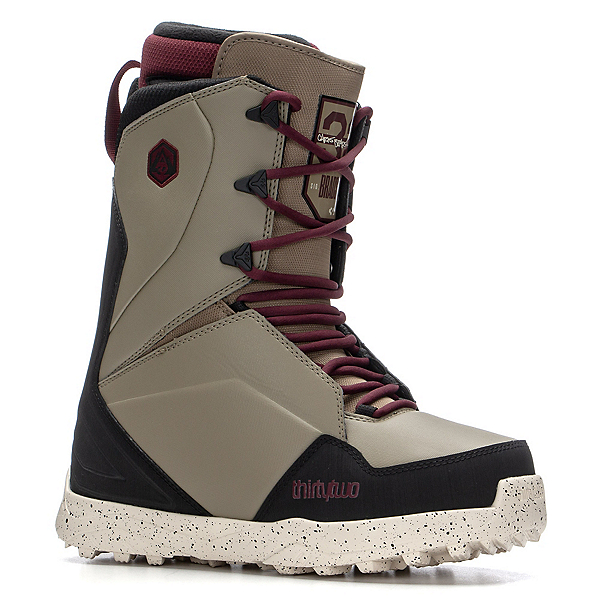 ThirtyTwo Lashed Bradshaw Boa Snowboard Boots 2020, Olive-Black, 600