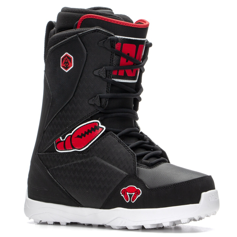 ThirtyTwo Lashed Crab Grab Boot Snowboard Boots 2020 im test