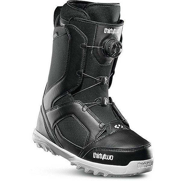 ThirtyTwo STW Boa Boot Snowboard Boots, Black, 600
