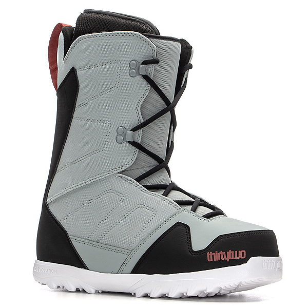 ThirtyTwo Exit Boot Snowboard Boots, Grey-Black-Red, 600