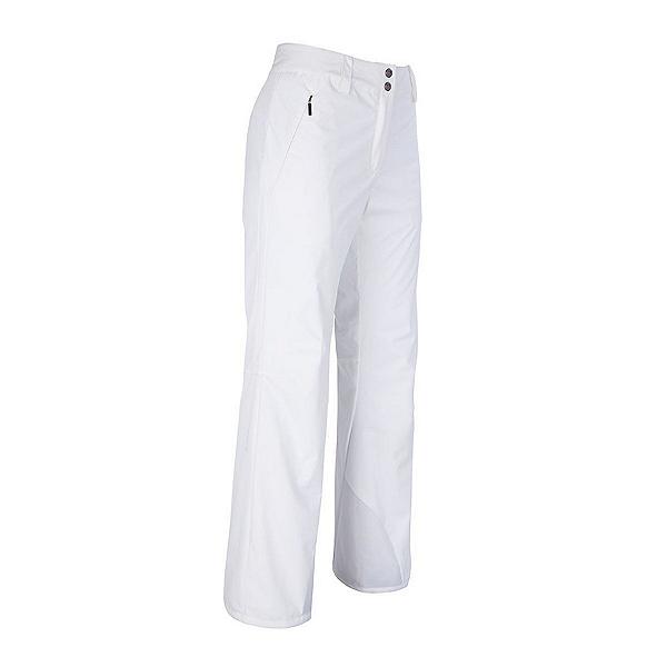 FERA Lucy X Short Womens Ski Pants, White Cloud, 600