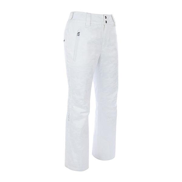 FERA Niseko Womens Ski Pants, White Camo, 600