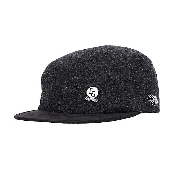 CandyGrind Sesher Camper Mens Hat, Black, 600