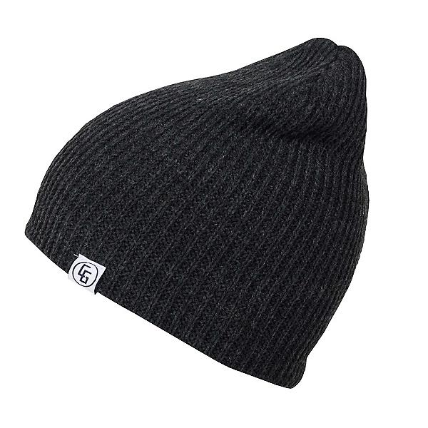 CandyGrind Standard Beanie Hat, Dark Heather Grey, 600