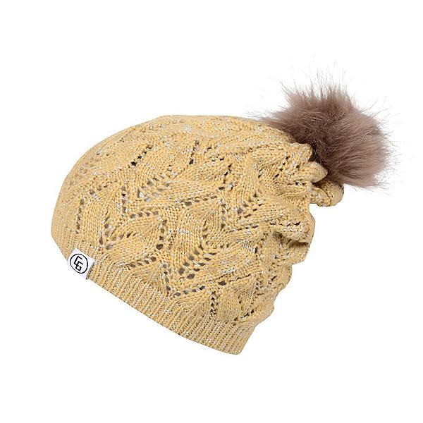 CandyGrind Melanie Beanie Womens Hat, Sahara, 600
