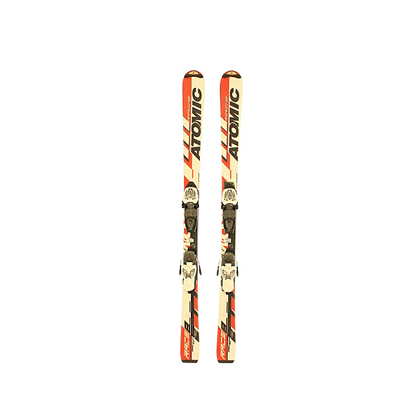 Used Atomic Race 8 Kids skis + Marker 4.5 Bindings (C condition), , 600