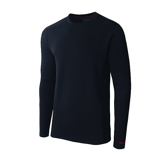 Terramar 3.0 Ecolater Crew Mens Long Underwear Top, , 600