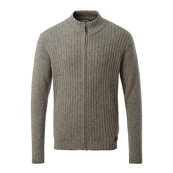 Sherpa Kangtega Full Zip Mens Sweater, Tamur River Olive, 600