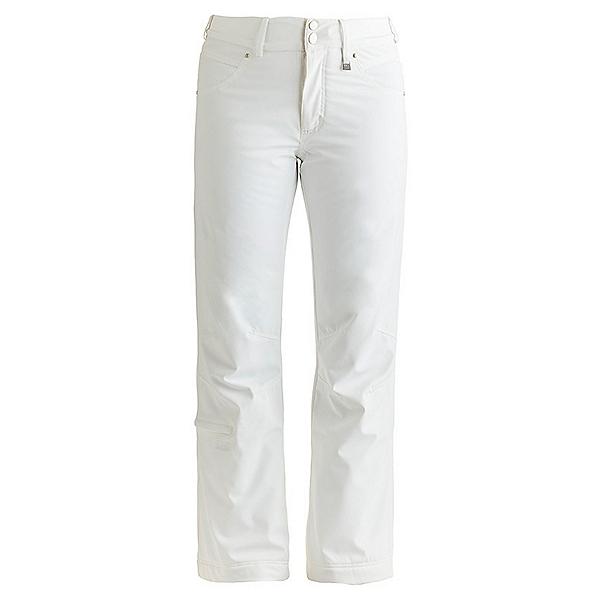 NILS Barbara 2.0 - Short Womens Ski Pants, White, 600
