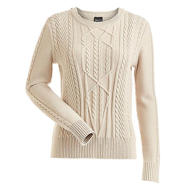 NILS Francesca Womens Sweater, Champagne, 600