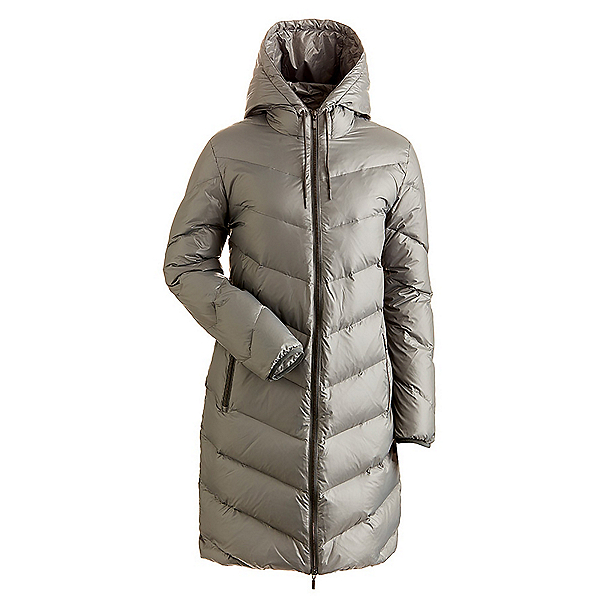 NILS Jordan Long Down Womens Jacket, , 600