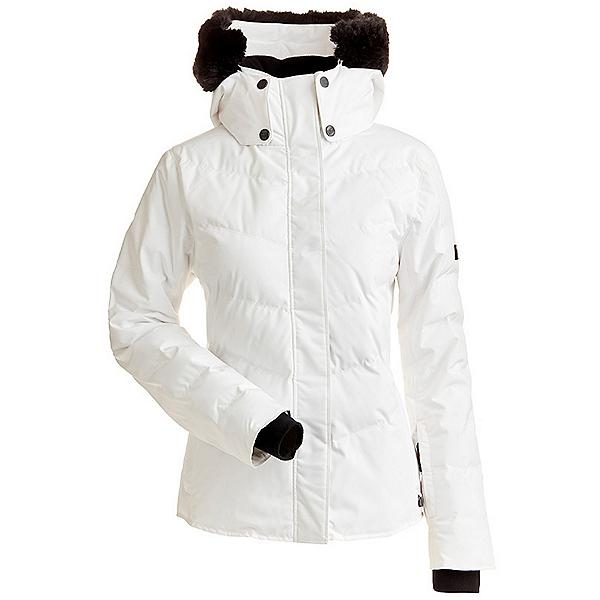NILS Chloe Womens Insulated Ski Jacket 2020, White, 600