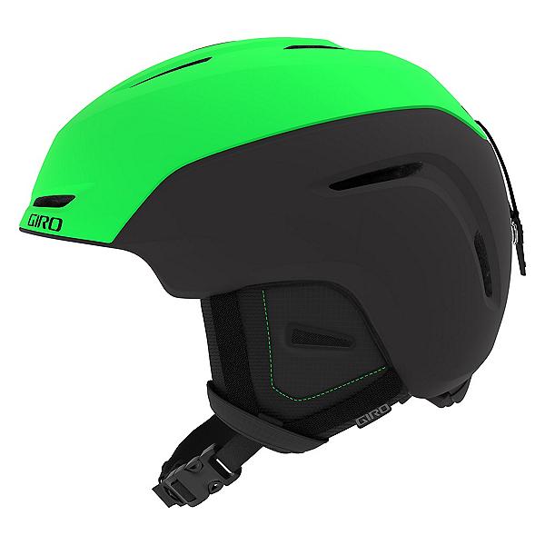 Giro Neo Helmet 2020, Matte Bright Green-Black, 600