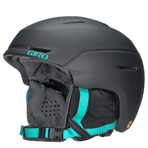 Giro Avera MIPS Womens Helmet 2020, Metallic Coal-Cool Breeze, 600