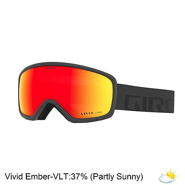 Giro Ringo Goggles 2022, Grey Woodmark-Vivid Ember, 600
