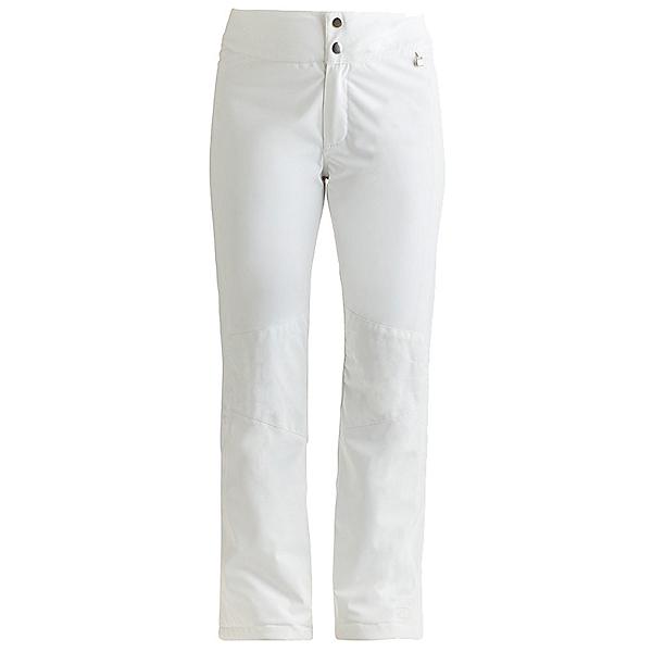 NILS Dominique 2.0 - Petite Womens Ski Pants, White, 600