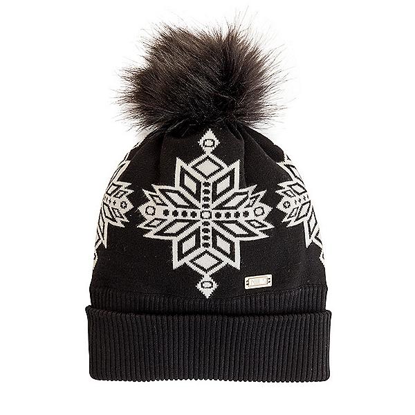 NILS Inga Womens Hat, Black-White, 600