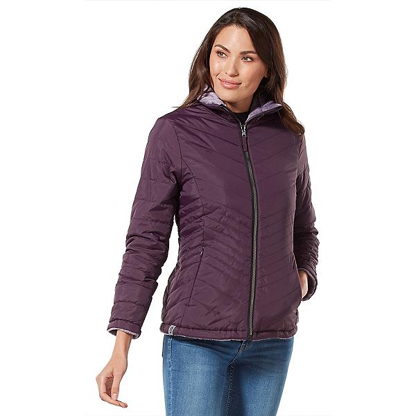 Free Country Cloud Lite Womens Jacket 2020, Purple Pattern, 600