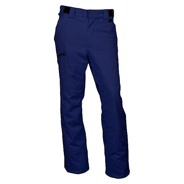 Karbon Triton Mens Ski Pants, Navy-Black, 600