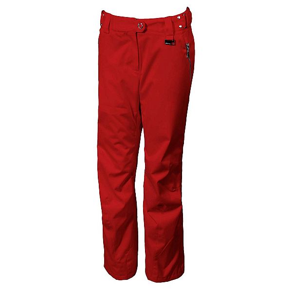 Karbon Conductor Womens Ski Pants, Ruby, 600