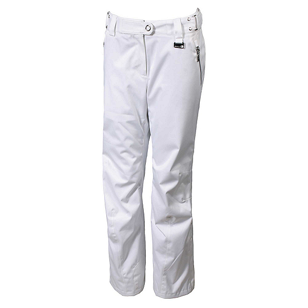 Karbon Conductor Womens Ski Pants 2020, Arctic White, 600