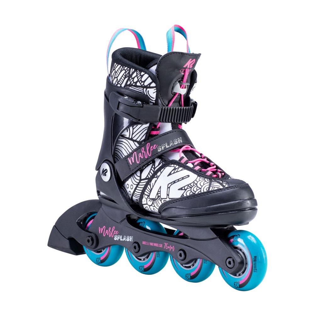 K2 Marlee Splash Adjustable Girls Inline Skates 2020 im test