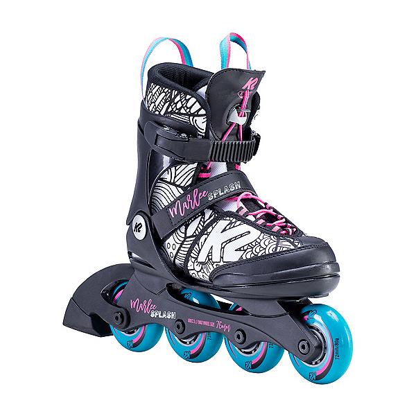K2 Marlee Splash Adjustable Girls Inline Skates 2020, , 600