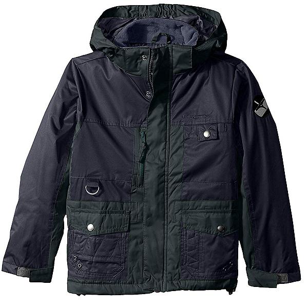 DRIFT Edge Boys Ski Jacket, Fern, 600