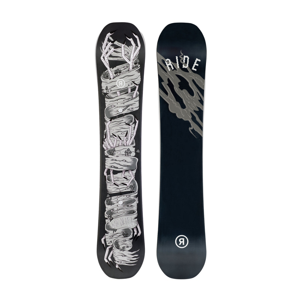 Ride Wild Life Snowboard 2020 im test