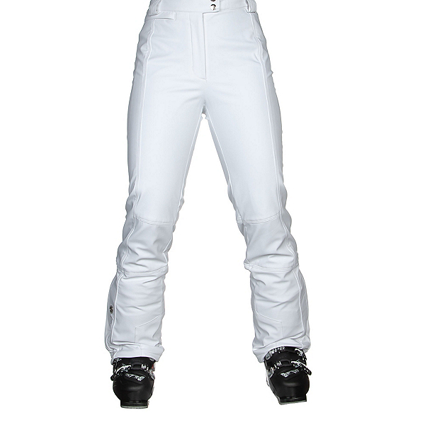 Poivre Blanc Stretch Womens Ski Pants 2020, White, 600