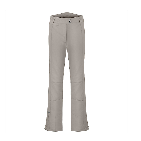 Poivre Blanc Stretch Womens Ski Pants, Soba Brown, 600