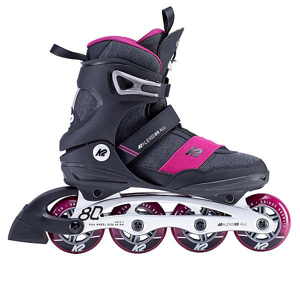 K2 Alexis 80 ALU Womens Inline Skates, , 600