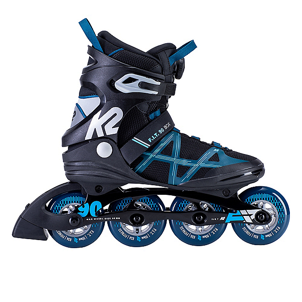 K2 F.I.T. 90 Boa Inline Skates 2020, , 600