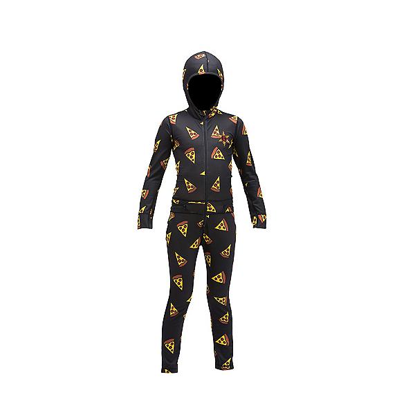 Air Blaster Youth Ninja Suit Kids Long Underwear Top, , 600
