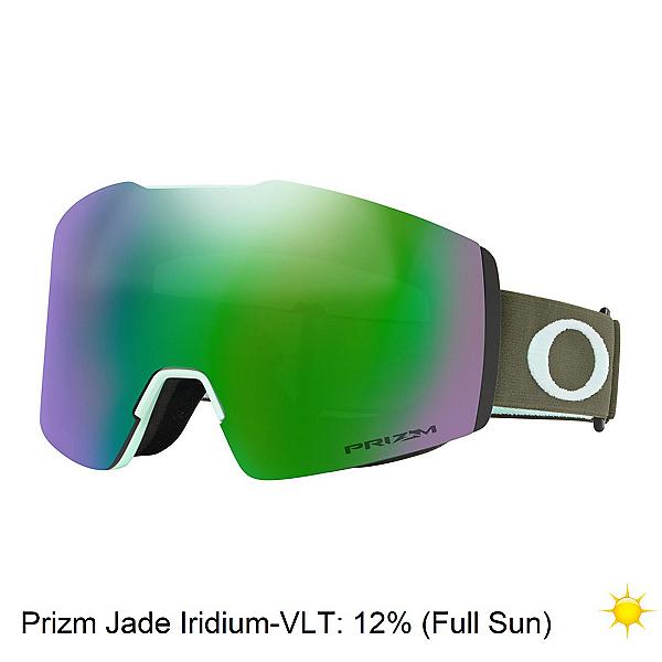 Oakley Fall Line XM Prizm Goggles 2020, Jasmine Dark Brush-Prizm Jade, 600