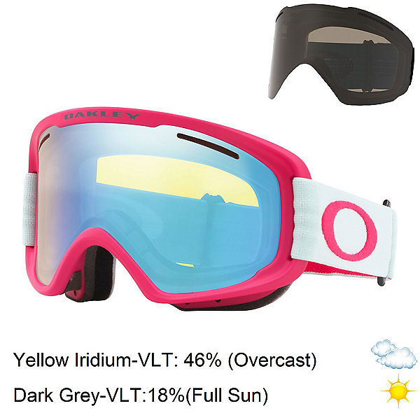 Oakley O frame 2.0 Pro XM Womens Goggles 2020, Overcast, 600