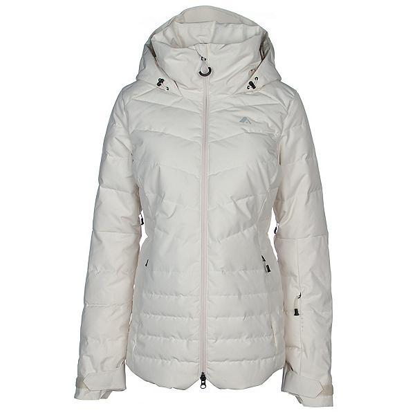 Orage Riya Womens Insulated Ski Jacket, Light Beige, 600
