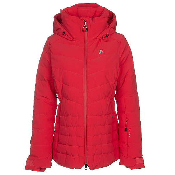 Orage Riya Womens Insulated Ski Jacket, Grenadine, 600