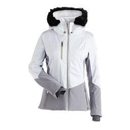 c251f0a027e NILS Khaleesi Faux Fur Womens Insulated Ski Jacket