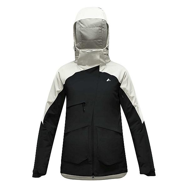 Orage Grace Womens Insulated Ski Jacket, Black, 600